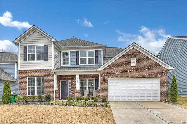 5421 Tilley Manor Drive, Matthews, NC 28105 (#3693263) :: Ann Rudd Group