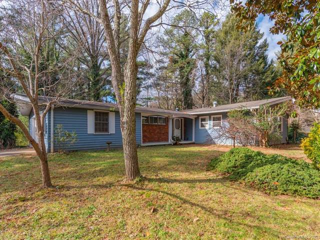38 Faircrest Road, Asheville, NC 28804 (#3693279) :: Carver Pressley, REALTORS®