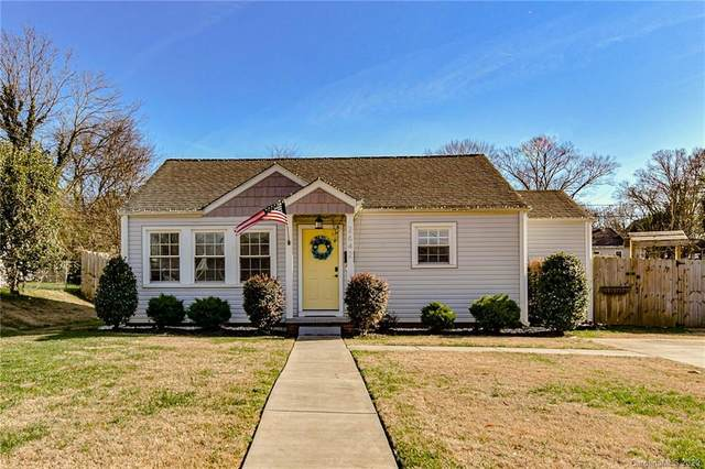 2642 Roslyn Avenue, Charlotte, NC 28208 (#3693367) :: Willow Oak, REALTORS®