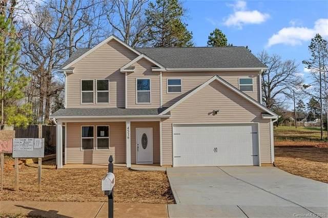 4516 Oakburn Drive, Charlotte, NC 28269 (#3693503) :: Ann Rudd Group