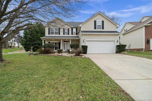 4802 Chesney Street NW, Concord, NC 28027 (#3693575) :: BluAxis Realty