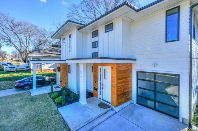 529 State Street, Charlotte, NC 28208 (#3694033) :: Willow Oak, REALTORS®