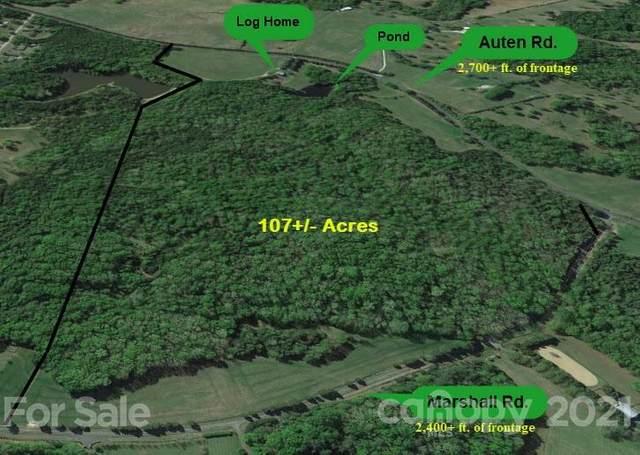 107 Marshall Road 107 Acres, Rock Hill, SC 29730 (#3694936) :: Carmen Miller Group