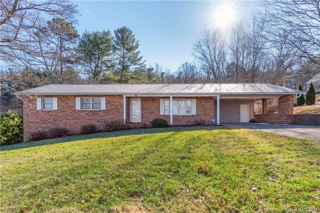 29 Fieldcrest Circle, Asheville, NC 28806 (#3694953) :: MartinGroup Properties