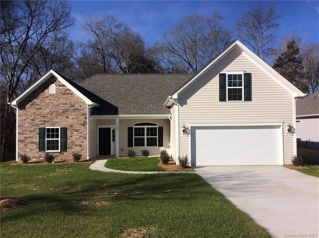 5220 Rocky River Crossing Road, Harrisburg, NC 28075 (#3694981) :: Keller Williams South Park