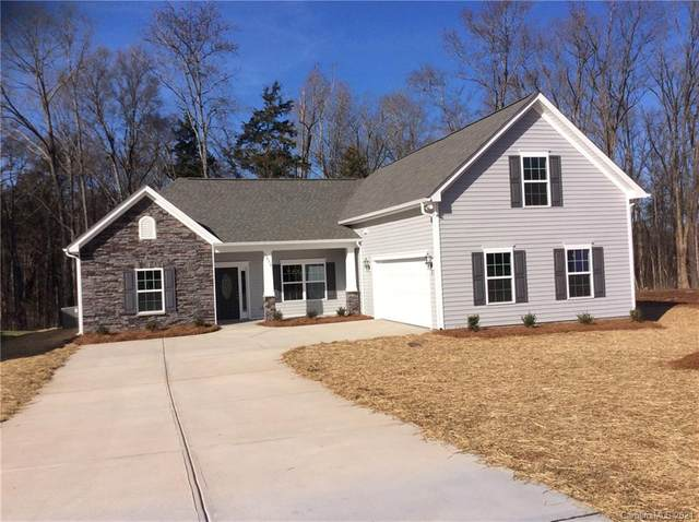 5212 Rocky River Crossing Road, Harrisburg, NC 28075 (#3694984) :: Keller Williams South Park