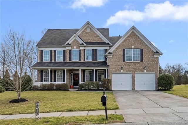 7513 Chasewater Drive, Harrisburg, NC 28075 (#3695180) :: Burton Real Estate Group