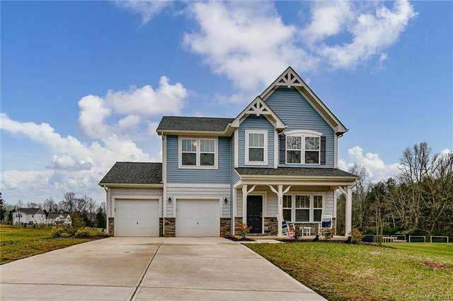 322 Wyndham Forest Circle #20, Midland, NC 28107 (#3695435) :: LePage Johnson Realty Group, LLC