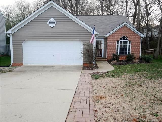 7528 Henderson Park Road #172, Huntersville, NC 28078 (#3695457) :: Ann Rudd Group