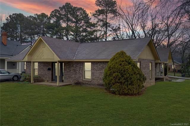 507 Parker Street, Monroe, NC 28112 (#3695542) :: LePage Johnson Realty Group, LLC