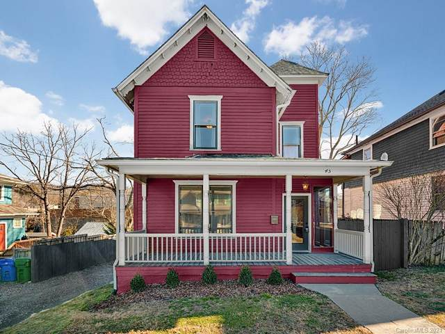 45 Highland Street, Asheville, NC 28801 (#3695947) :: MOVE Asheville Realty