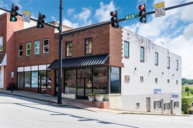 10 N Main Street, Mars Hill, NC 28754 (#3695986) :: Stephen Cooley Real Estate Group