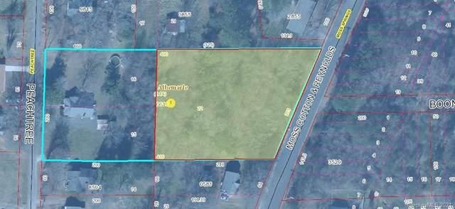 VAC Moss Springs Road, Albemarle, NC 28001 (#3696013) :: Austin Barnett Realty, LLC