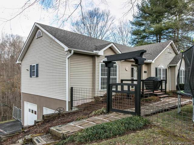 126 Ridgeline Road, Clyde, NC 28721 (#3696167) :: Stephen Cooley Real Estate Group