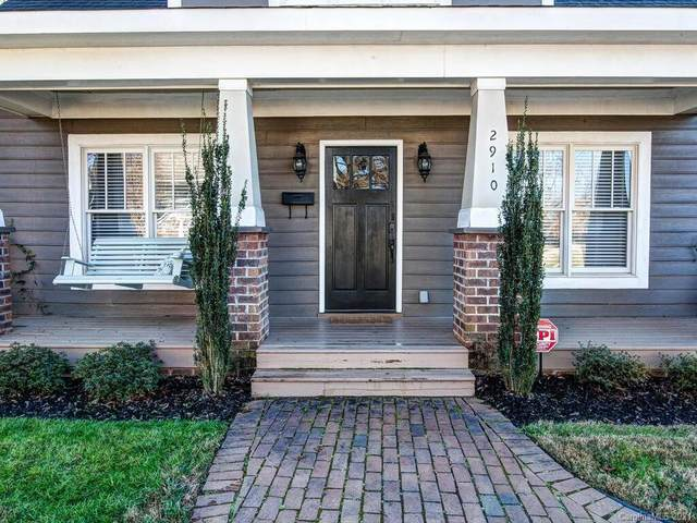 2910 N Alexander Street, Charlotte, NC 28205 (#3696217) :: Homes Charlotte
