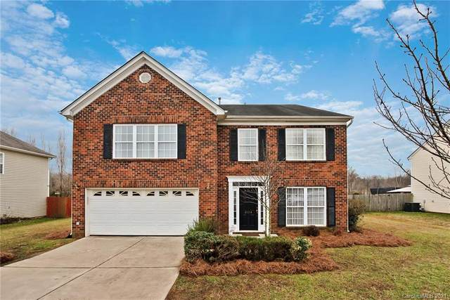 2154 Edenderry Drive, Statesville, NC 28625 (#3696259) :: Home and Key Realty