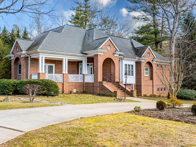 507 Pinchot Drive, Asheville, NC 28803 (#3696635) :: Home and Key Realty