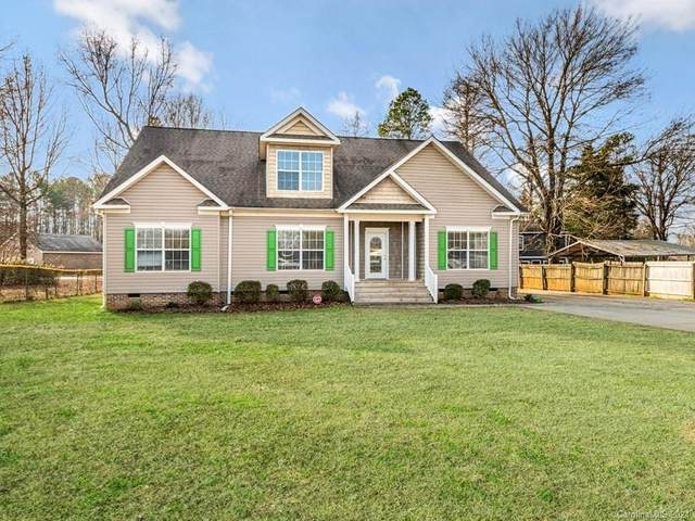 4008 Western Union School Road, Waxhaw, NC 28173 (#3696711) :: Keller Williams South Park