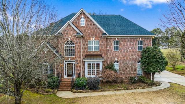 4620 Poplar Grove Drive, Charlotte, NC 28269 (#3696827) :: Burton Real Estate Group