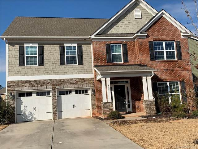 4027 Franklin Meadows Drive, Matthews, NC 28105 (#3697023) :: IDEAL Realty