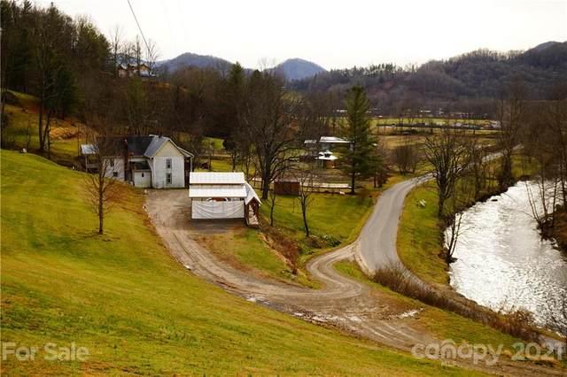 240,198 Monroe King Road, Burnsville, NC 28714 (#3697030) :: Carver Pressley, REALTORS®