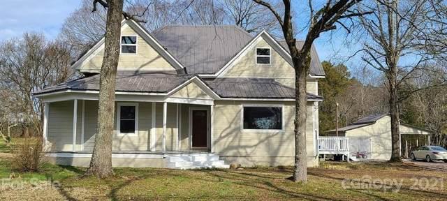 9213 Nc 138 Hwy, Oakboro, NC 28129 (#3697124) :: BluAxis Realty