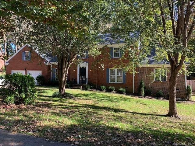 511 Walnut Point Drive, Matthews, NC 28105 (#3697134) :: Puma & Associates Realty Inc.