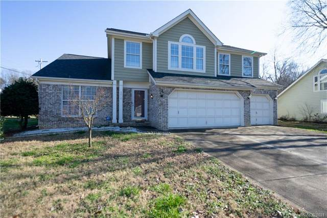 3010 Williams Station Road, Matthews, NC 28105 (#3697293) :: Scarlett Property Group