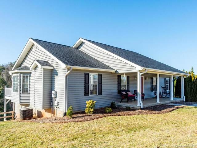 54 Ridge Brook Drive, Weaverville, NC 28787 (#3697542) :: Austin Barnett Realty, LLC