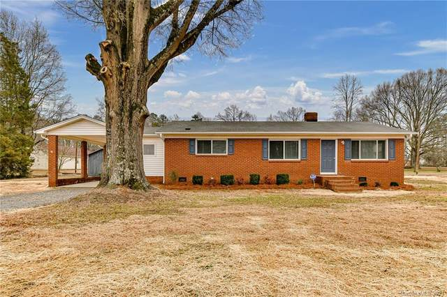 5208 Indian Trail Fairview Road, Indian Trail, NC 28079 (#3697545) :: The Elite Group