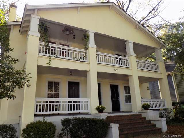 1517 Cleveland Avenue D, Charlotte, NC 28203 (#3697628) :: Homes Charlotte