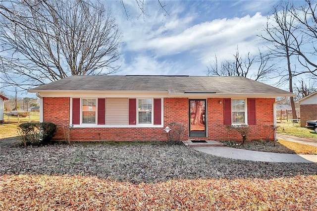 905 Dedmon Drive #4, Charlotte, NC 28216 (#3697825) :: The Premier Team at RE/MAX Executive Realty