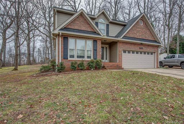 902 Manor Drive, Kings Mountain, NC 28086 (#3697931) :: High Performance Real Estate Advisors