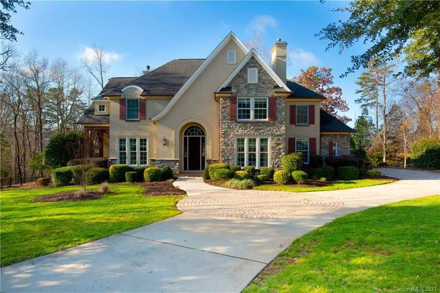 8029 Water View Drive, Belmont, NC 28012 (#3697943) :: Home and Key Realty