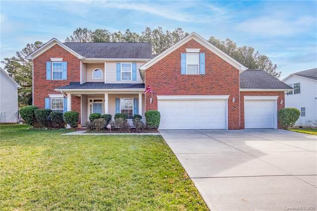 14701 Bridle Trace Lane, Pineville, NC 28134 (#3698094) :: Puma & Associates Realty Inc.