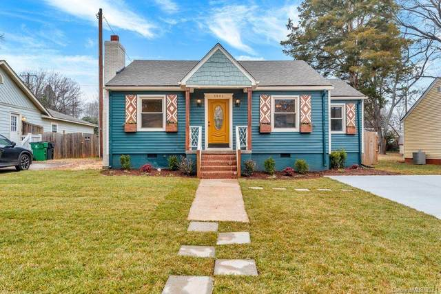 3503 Ritch Avenue, Charlotte, NC 28206 (#3698282) :: Willow Oak, REALTORS®