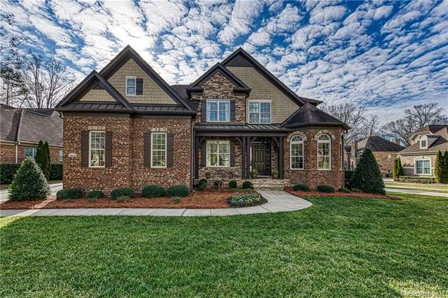 5929 Copperleaf Commons Court, Charlotte, NC 28277 (#3698346) :: Home and Key Realty