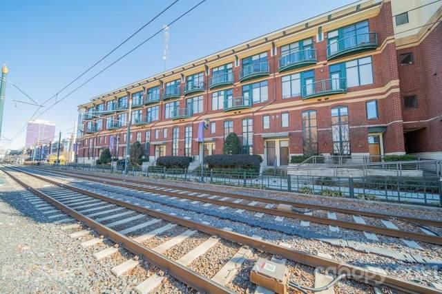 115 E Park Avenue #109, Charlotte, NC 28203 (#3698402) :: High Performance Real Estate Advisors