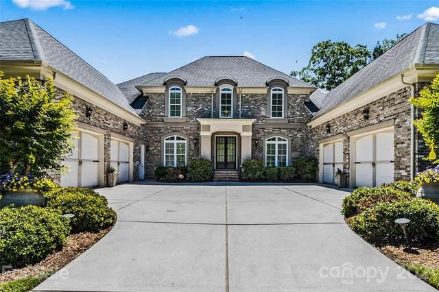8116 Balcony Bridge Road, Huntersville, NC 28078 (#3698499) :: High Performance Real Estate Advisors