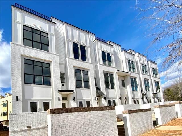 2335 Wesley Village Road #16, Charlotte, NC 28208 (#3698890) :: Puma & Associates Realty Inc.