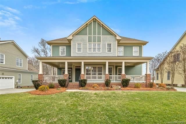 523 North Oak Drive, Huntersville, NC 28078 (#3698908) :: Miller Realty Group