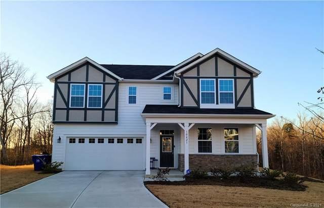 10421 Bluejack Oak Court, Huntersville, NC 28078 (#3698956) :: Stephen Cooley Real Estate Group