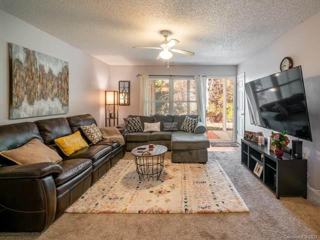 12 Krista Circle D, Candler, NC 28715 (#3698995) :: High Performance Real Estate Advisors