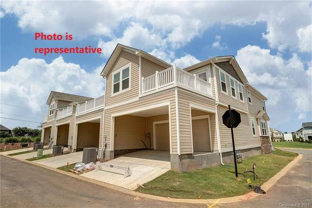 4105 Galloway Park Drive B19-75, Charlotte, NC 28262 (#3699035) :: LePage Johnson Realty Group, LLC