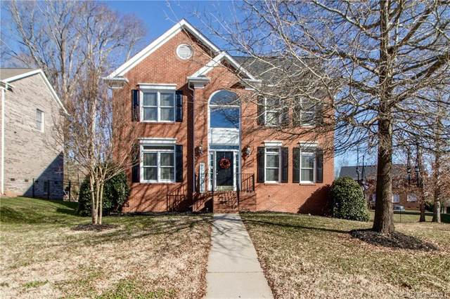 147 Foxfield Park Drive, Mooresville, NC 28115 (#3699097) :: LePage Johnson Realty Group, LLC