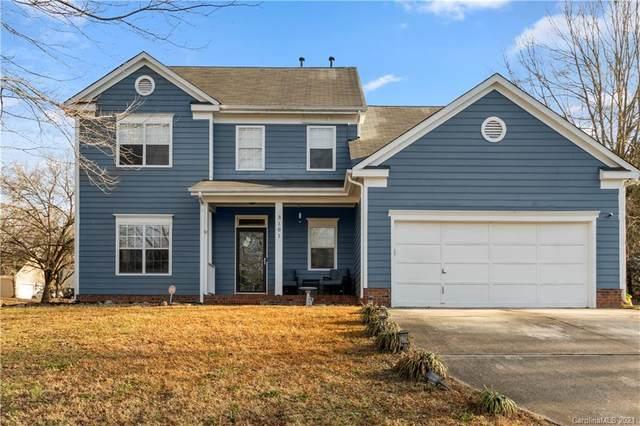 3101 Twin Falls Lane, Matthews, NC 28105 (#3699267) :: Love Real Estate NC/SC