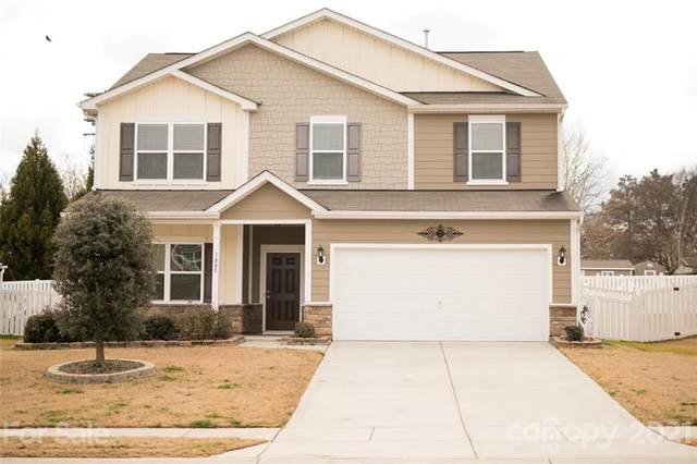1005 Sunflower Lane, Indian Trail, NC 28079 (#3699629) :: LKN Elite Realty Group | eXp Realty