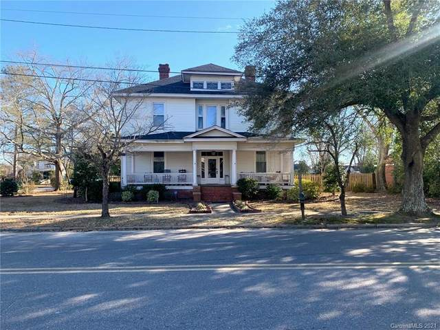 216 Church Street E, Kershaw, SC 29067 (#3699672) :: The Premier Team at RE/MAX Executive Realty