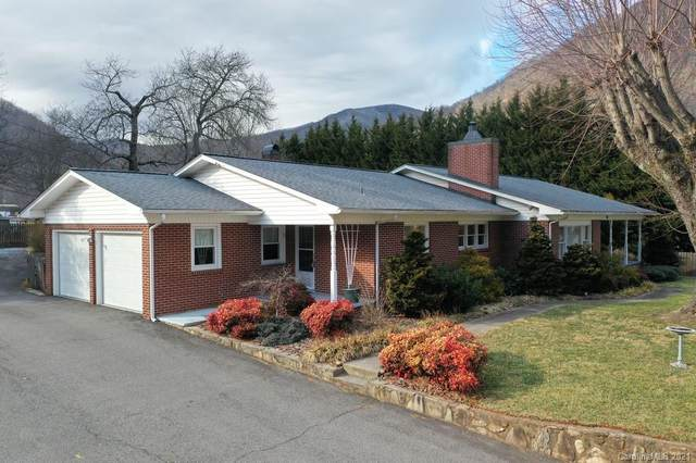 58 Campbell Creek Road, Maggie Valley, NC 28751 (#3699730) :: Keller Williams Professionals