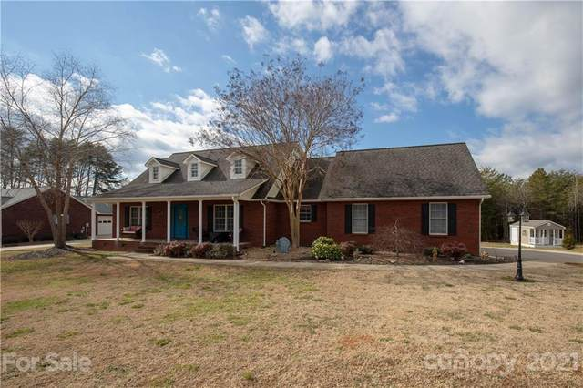 223 Adrian Road, Salisbury, NC 28146 (#3699759) :: Bigach2Follow with Keller Williams Realty